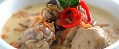 Resep Ayam Opor