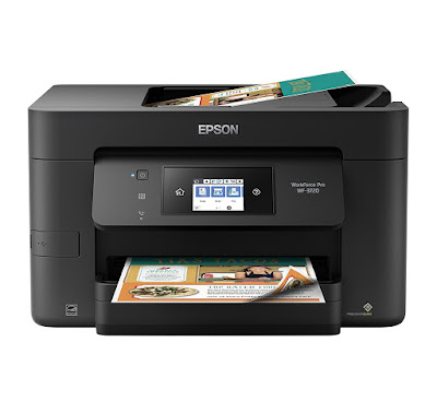 powerful performance packed in a compact Epson Workforce Pro WF-R5190DTW Driver Downloads