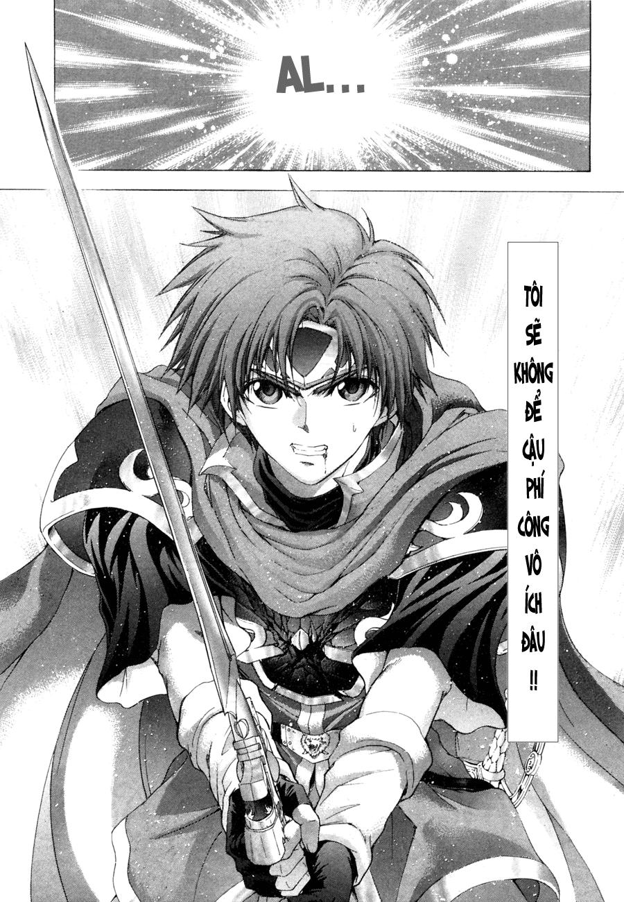Fire Emblem - Hasha no Tsurugi chap 039 trang 36