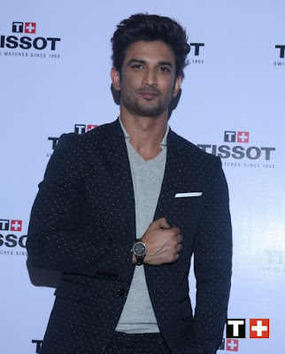 sushant-launches-new-collection-tissot