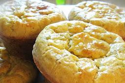Paneer Mushroom Egg Muffins