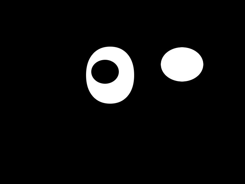 The Coding Exodus: Find Holes in a binary image