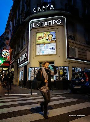 Le Champo, Paris © Laura Próspero