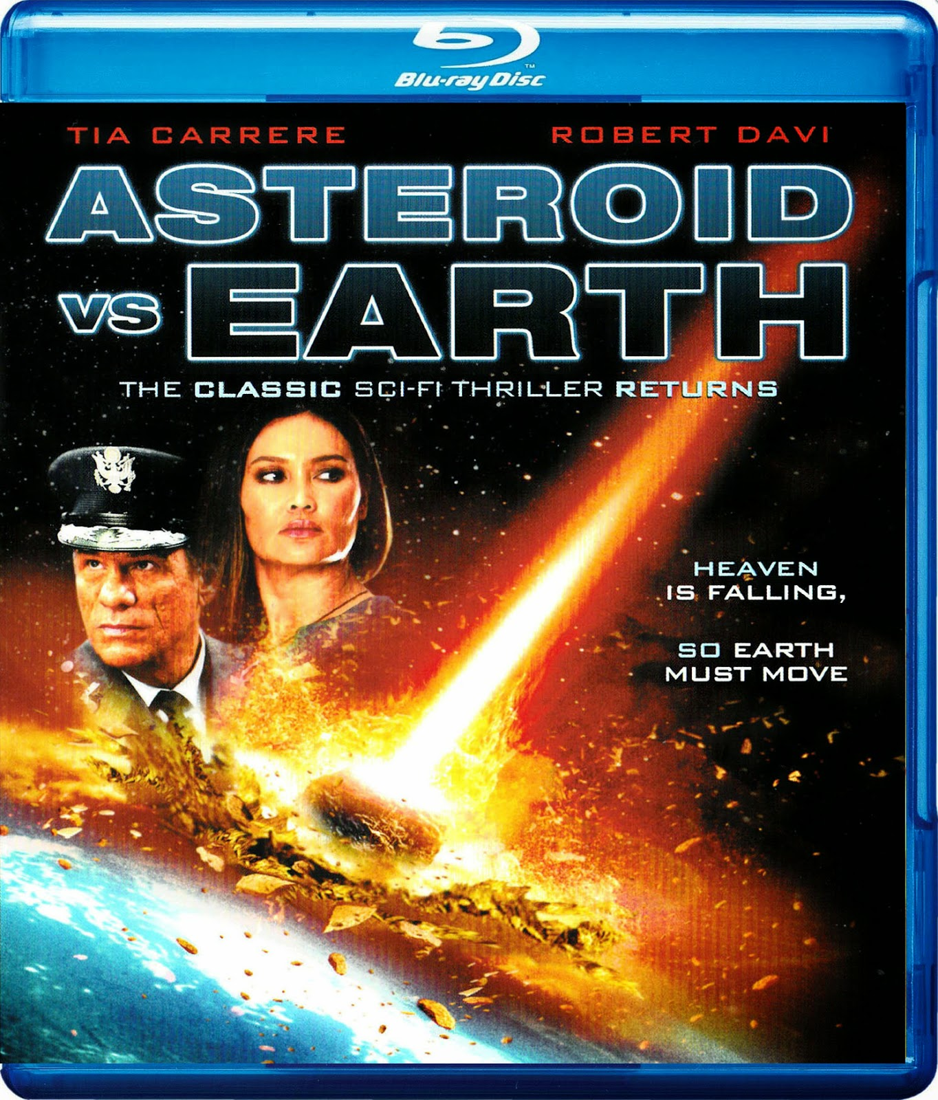 asteroid vs earth dvd - photo #1