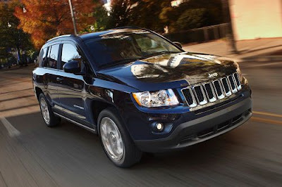 Harga Jeep Compas 2,4L CVT