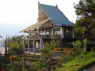 villa in lembang