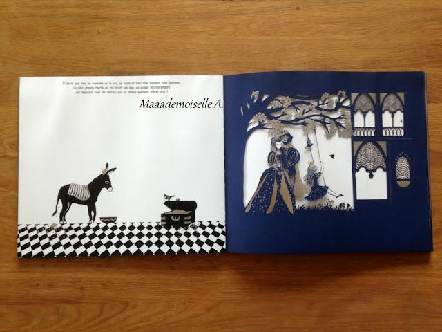    Exploitation d'album : Peau d'Âne