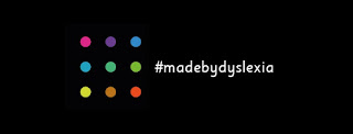 Click here to find out more about made by dyslexia.