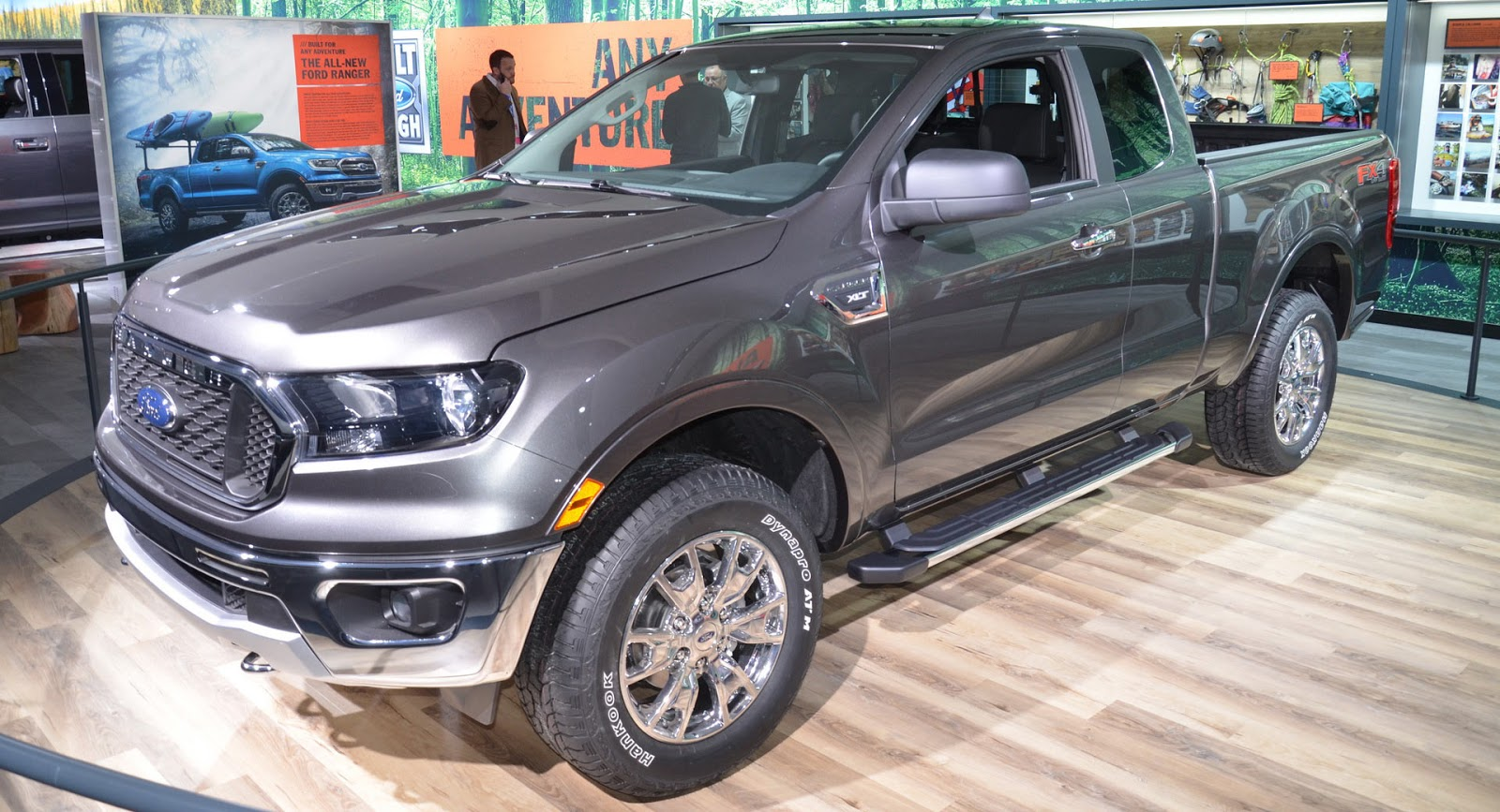 2019 ford ranger wants to become america s default midsize truck. Black Bedroom Furniture Sets. Home Design Ideas
