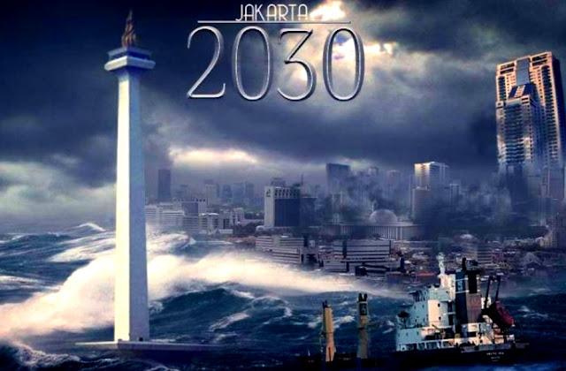 Kota di Indonesia dan Dunia yang Akan Tenggelam