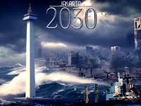 7 Kota di Indonesia dan Dunia yang Akan Tenggelam