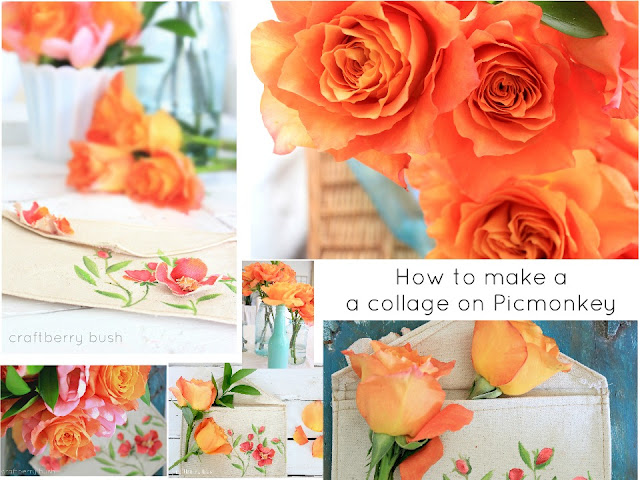 how to collage picmonkey