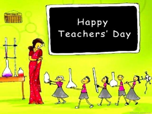 Teachers day photos