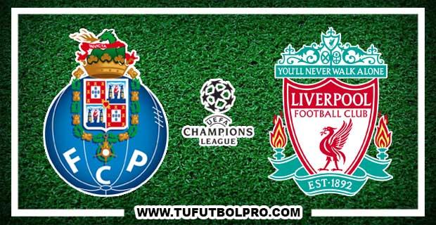 Ver Porto vs Liverpool EN VIVO Por Internet Hoy 14 de febrero de 2018