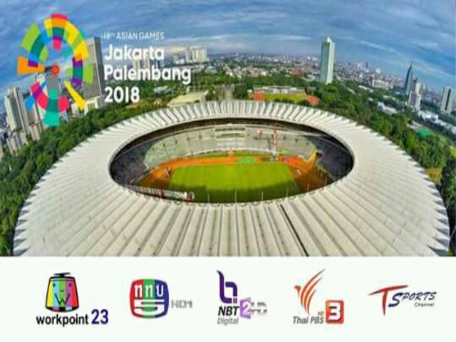 Inilah 5 Chanel Thailand Yang Akan Menayangkan 18Th Asian Games Jakarta Palembang 2018
