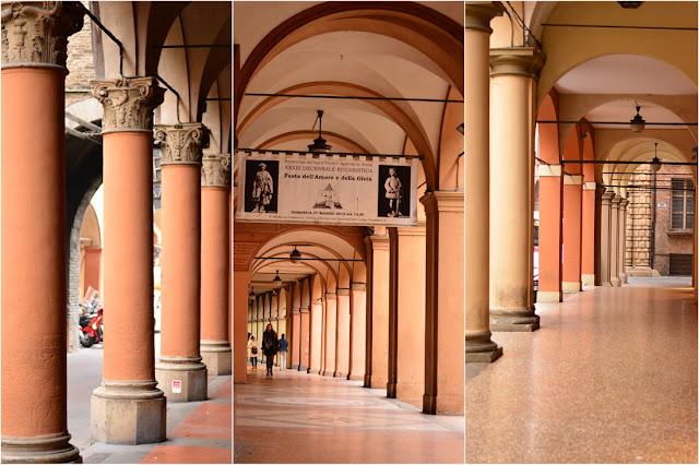 Arkady w Bolonii - ponad 42 kilometry długości!