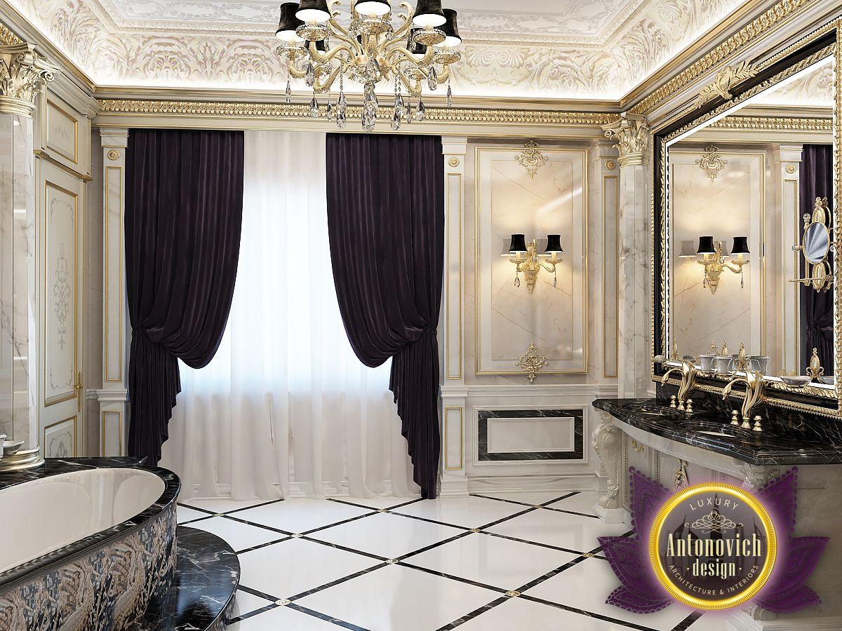 Luxury Antonovich Design Uae Bathroom Interior Designs From Luxury Antonovich Design
