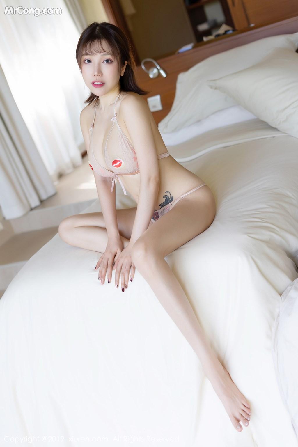 Image XIUREN-No.1671-Huang-Le-Ran-MrCong.com-001 in post XIUREN No.1671: Huang Le Ran (黄楽然) (56 ảnh)