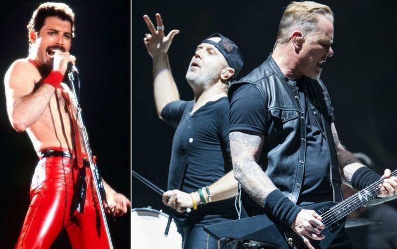 Queen y Metallica lideran listado de álbumes más vendidos en el 2019