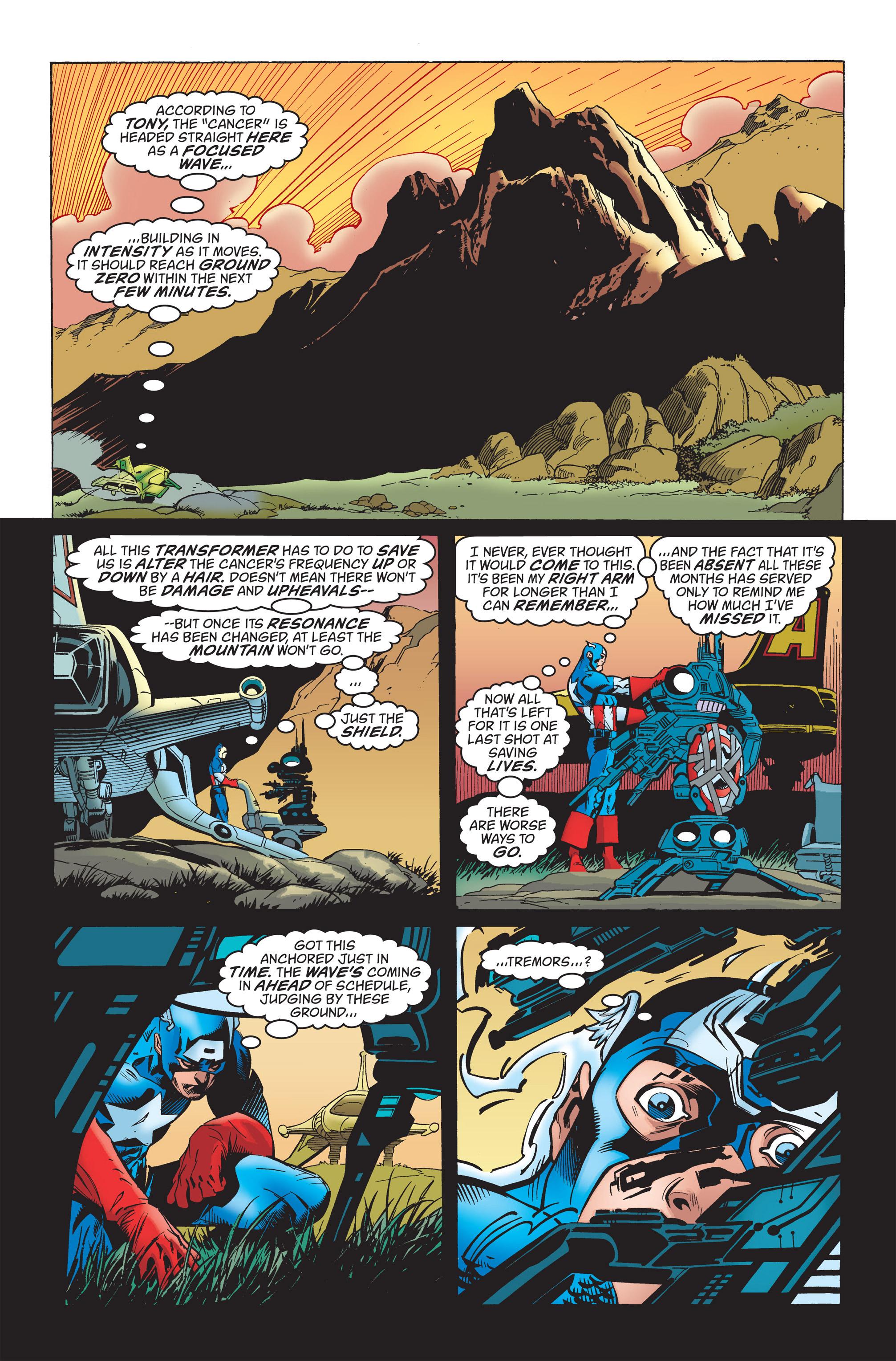 Captain America (1998) Issue #22 #28 - English 5