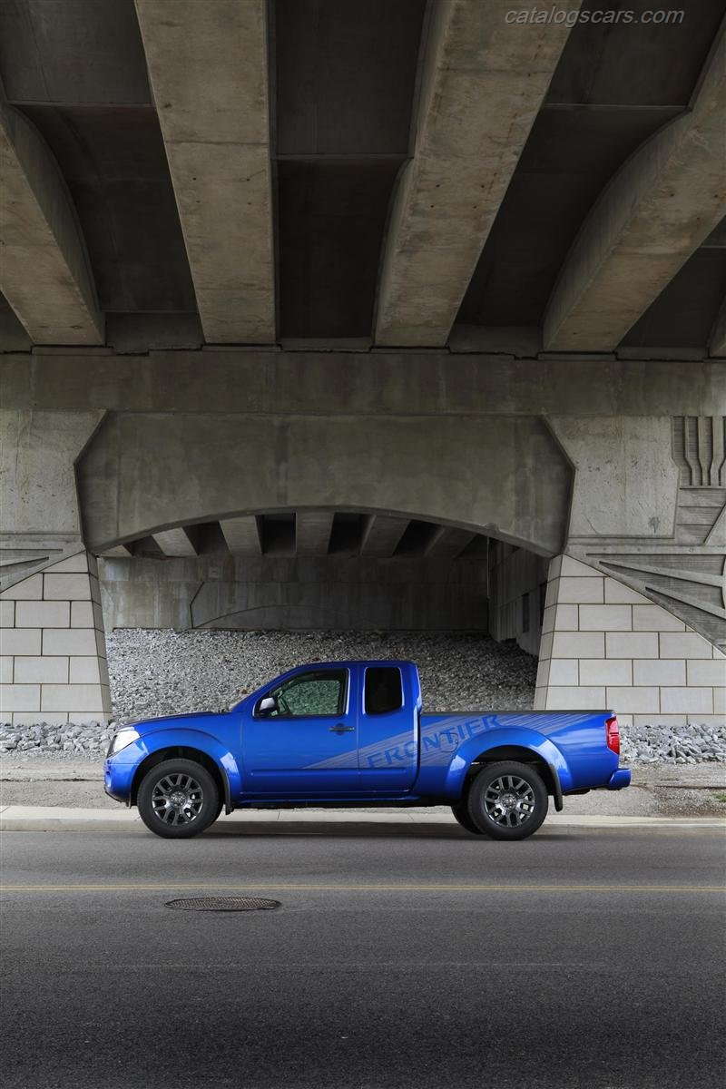 صور سيارة نيسان فرونتير 2014 - اجمل خلفيات صور عربية نيسان فرونتير 2014 - Nissan Frontier Photos Nissan-Frontier_2012_800x600_wallpaper_05.jpg