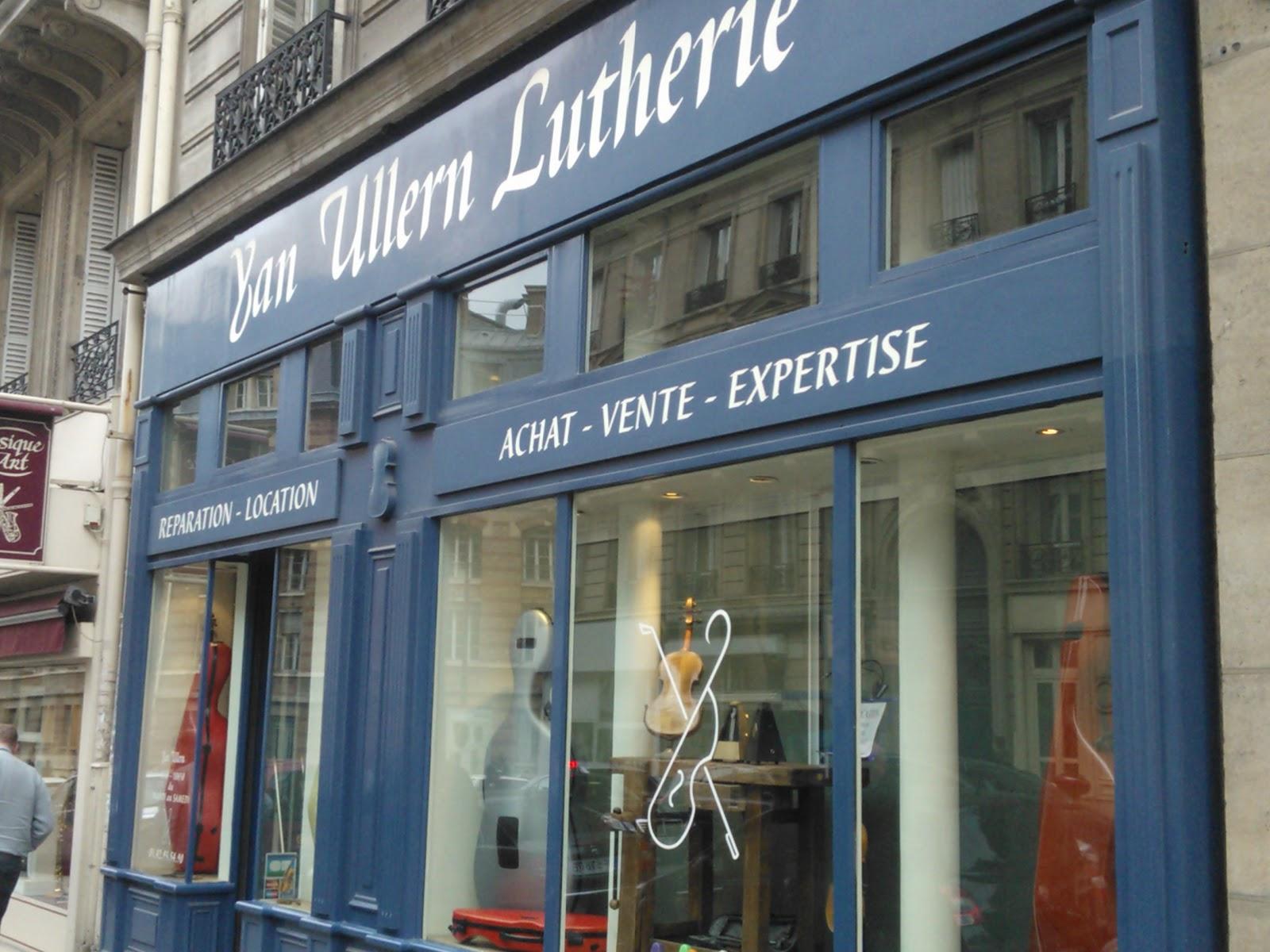 rue de rome violin flute shops in paris france my might. Black Bedroom Furniture Sets. Home Design Ideas
