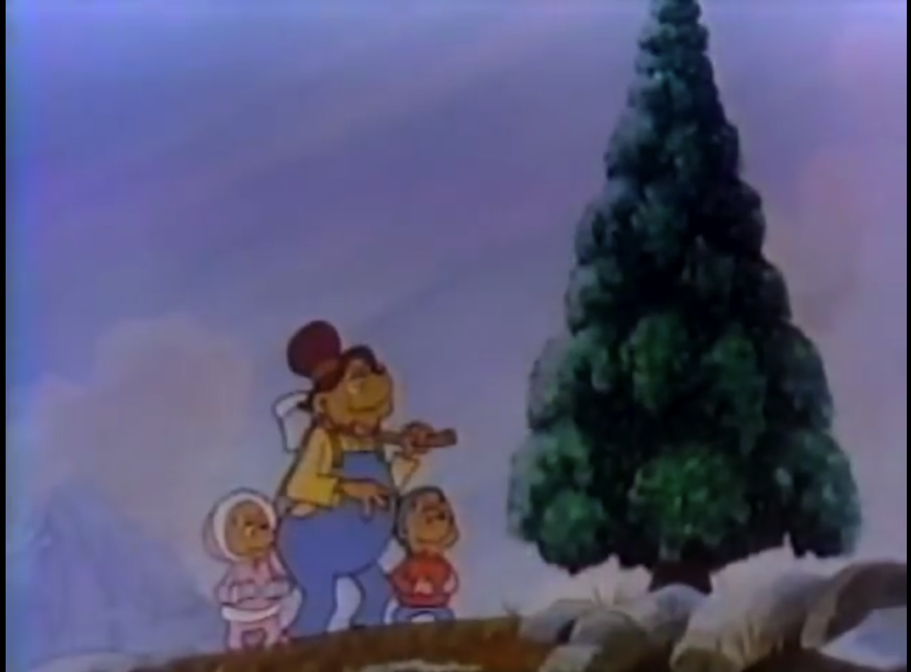 Shit Movie Fest: The Berenstain Bears\' Christmas Tree (A 25 Days ...