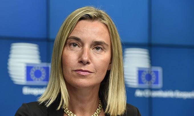 Mogherini: Az Európai Unió megbízható békeközvetítő