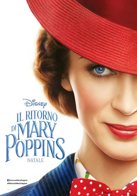 Il Ritorno Di Mary Poppins Emily Blunt
