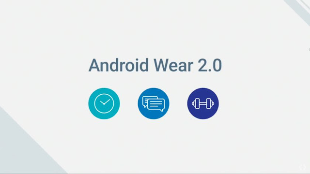 Android Wear 2.0 Compatible Anroid Wear Smart Watches/Devices