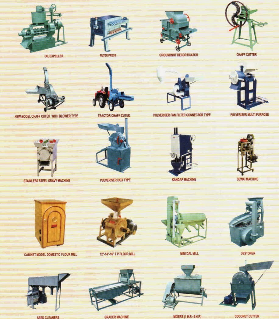 Cheap Agro-Machines For Sale In Nigeria
