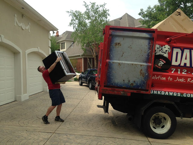 Junk Removal Services in Huntington NY