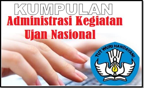 Kumpulan Adminitrasi Ujian Nasional SD 2017