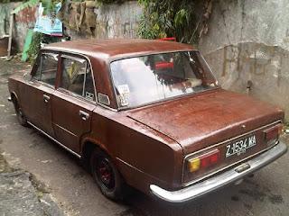 Mobil tua murah