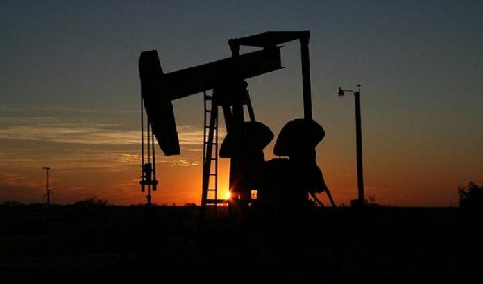 Indikator perdagangan berjangka minyak mentah
