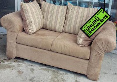 Stupendous Uhuru Furniture Collectibles Sold 68 Wide Tan Microfiber Ibusinesslaw Wood Chair Design Ideas Ibusinesslaworg
