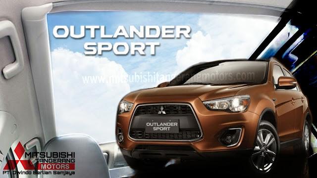 Fitur keselamatan dan kenyamanan Mitsubishi Outlander Sport