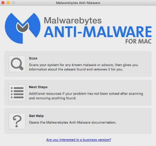 Malwarebytes Anti-malware MacBook удаляет вредоносное и рекламное ПО Вирус на Mac