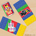 Lego Movie Free Printable Chocolate Wrapper.