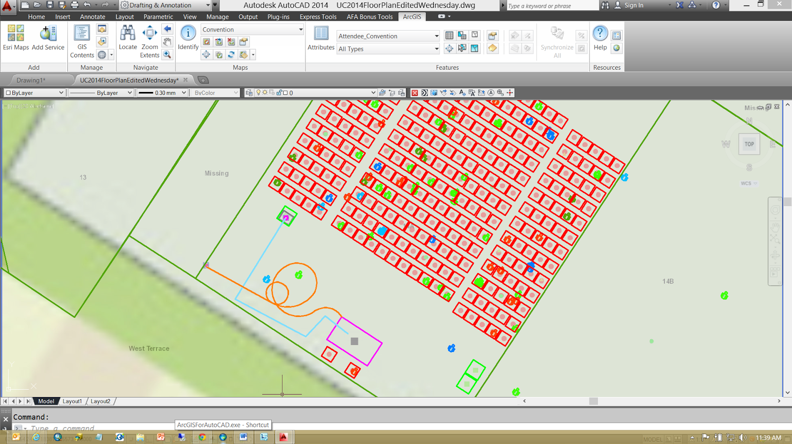 GIS CAD Interoperability: ArcGIS for AutoCAD Training Series