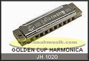 Harmonika Golden Cup JH1020