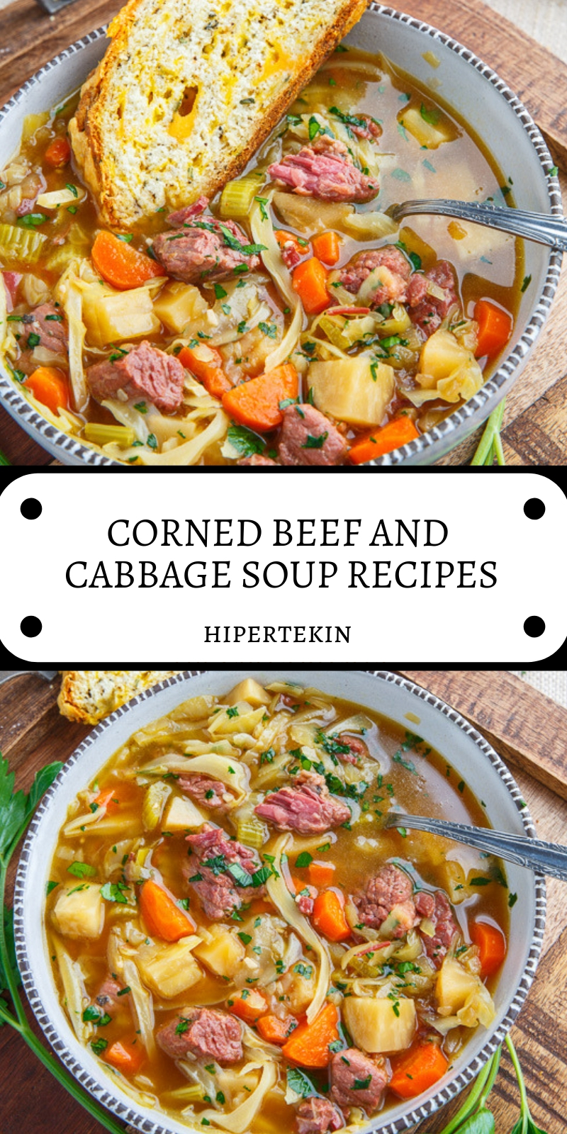 CORNED BEEF AND CABBAGE SOUP RECIPES