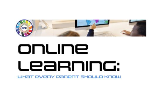 NPE: Parent's Guide To Online Learning