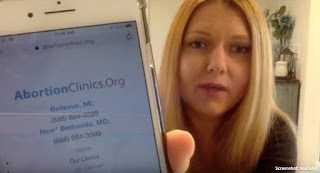 Woman pretends to seek late-term abortion to prove abortions are done on healthy babies
