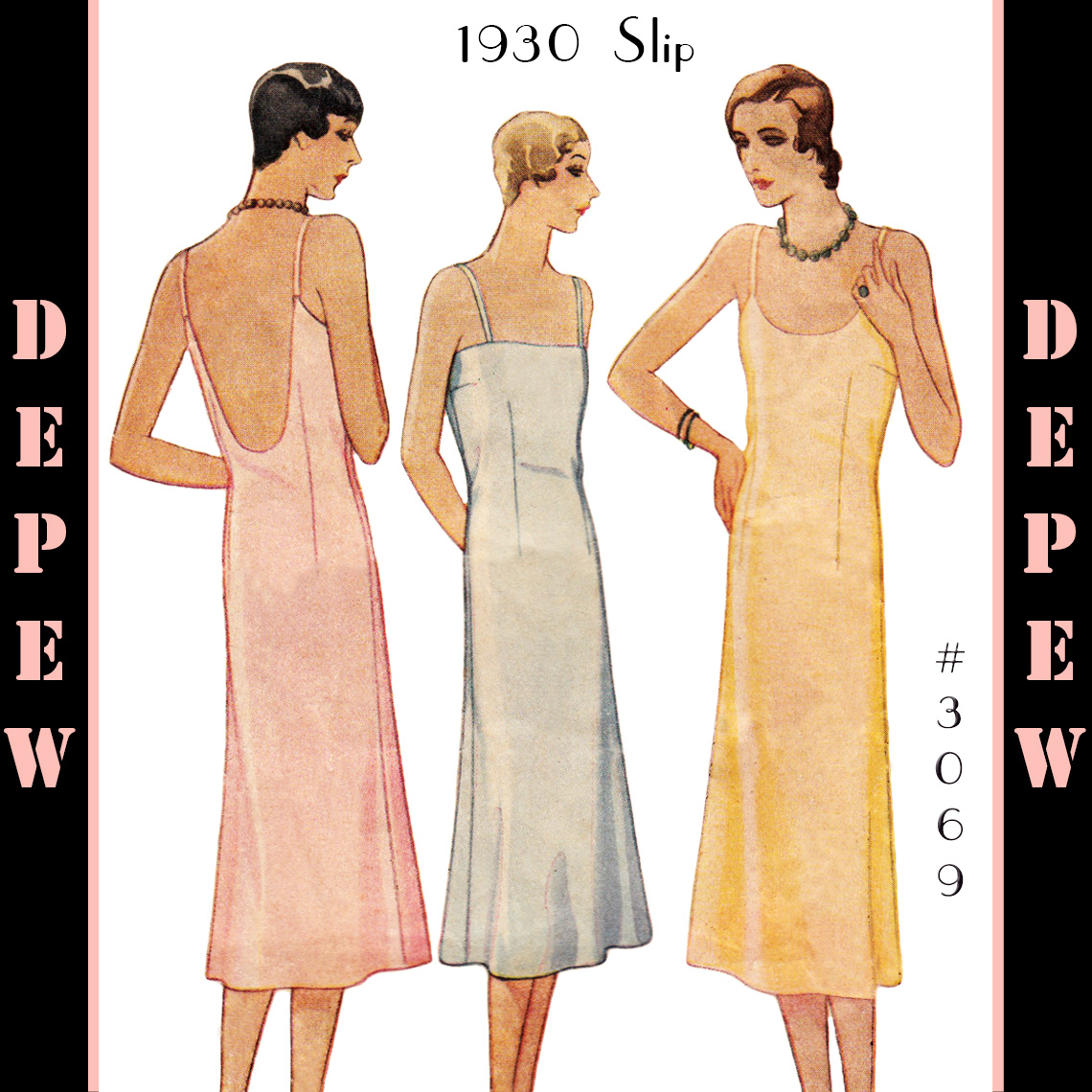 Dating Butterick Patterns 30 S
