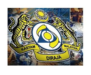 Kastam Diraja Malaysia Kerja Kosong
