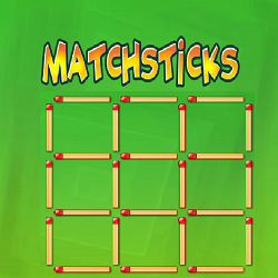 Matchsticks (Online Puzzle Game)