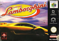 Automobili Lamborghini N64 - PT/BR