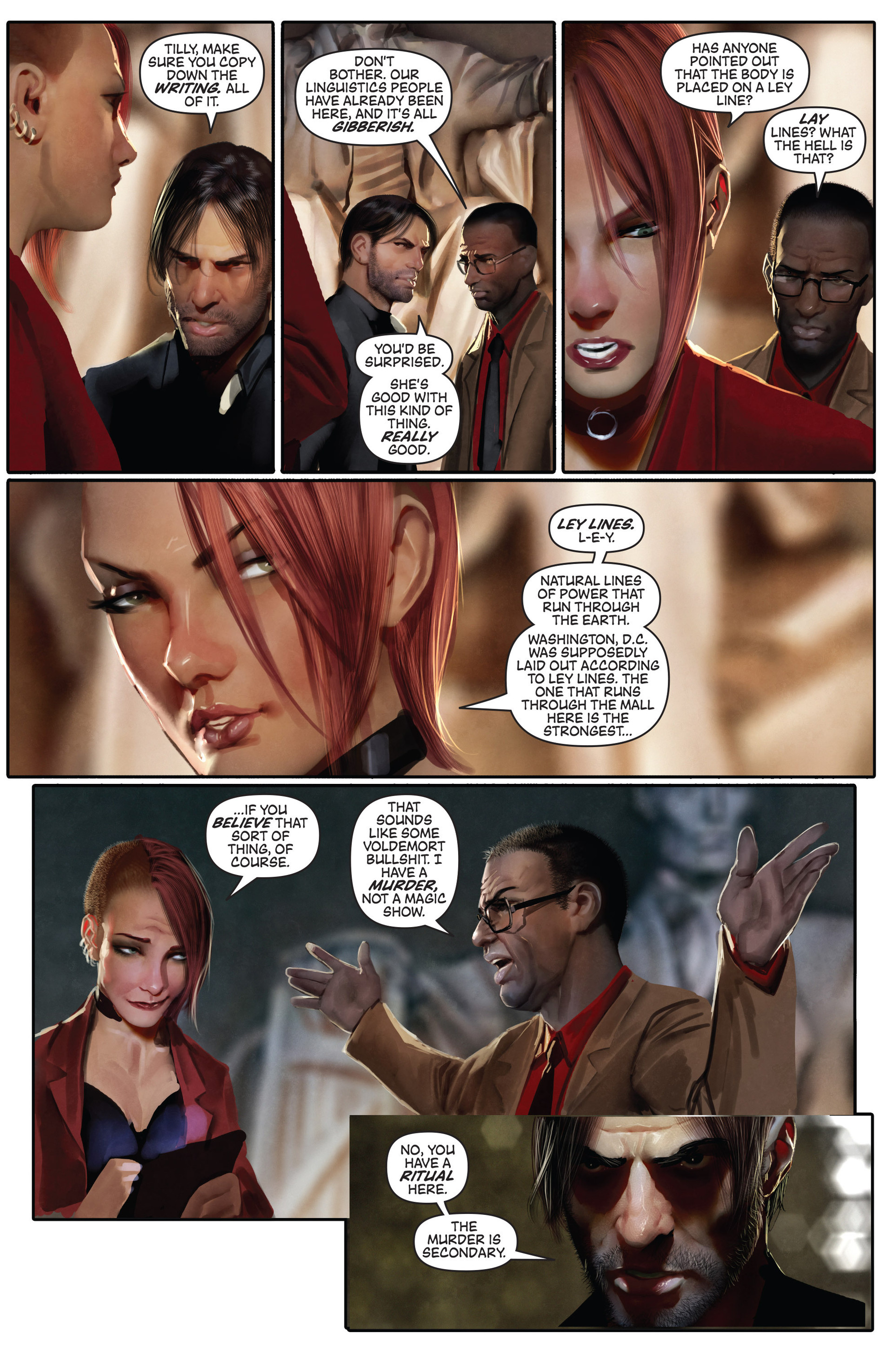 Read online Artifacts comic -  Issue #22 - 10
