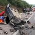 Duas pessoas morrem após colisão entre veículos na BR-116 próximo a Amargosa